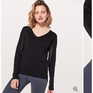 Lululemon Still Movement Sweater